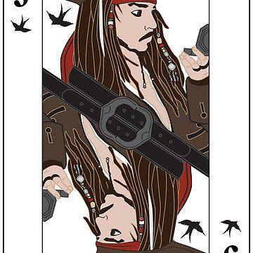 the Jack of Sparrow by kamiospeedwagon
