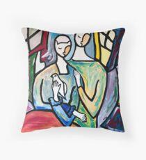 Salvation Throw Pillow
