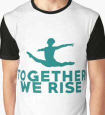 Together We Rise - All proceeds go to RAINN Graphic T-Shirt