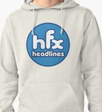 HFX Headlines - Fake Fashion Is In Pullover Hoodie