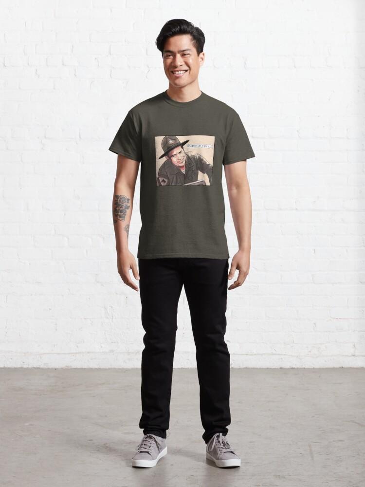 Alternate view of Lighten up, Francis. Classic T-Shirt