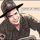 Lighten up, Francis. by kamiospeedwagon