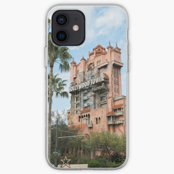 Hollywood Tower of Terror iPhone Soft Case