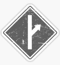 Men Going Their Own Way | MGTOW Sign Sticker