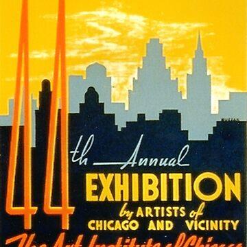 American ART & DESIGN - Art Institute of Chicago by ExpressingSelf
