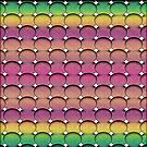 Circles - Multi-Color by Buckwhite