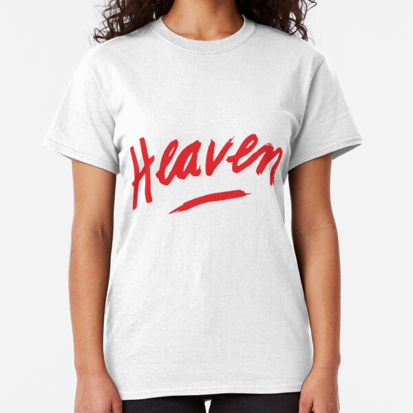 Heaven (Red) Classic T-Shirt