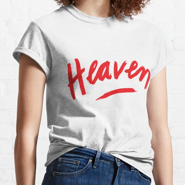 Heaven (Red) Classic T-Shirt