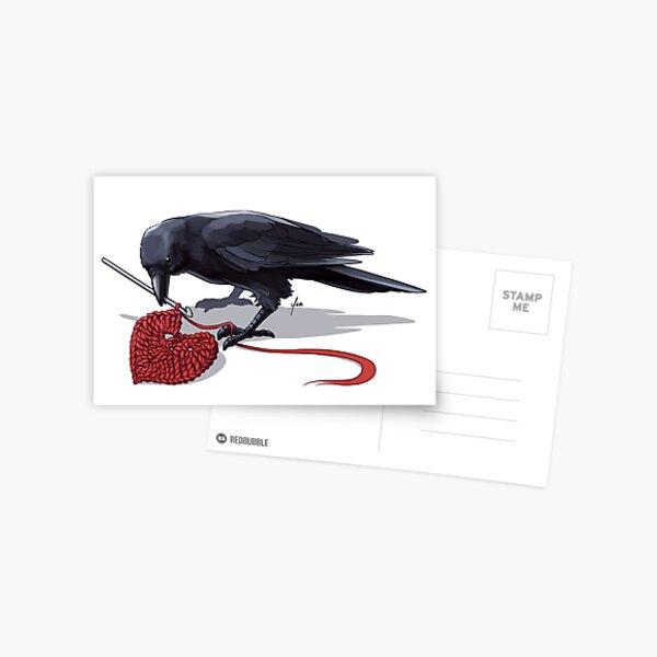 Crowchet Postcard