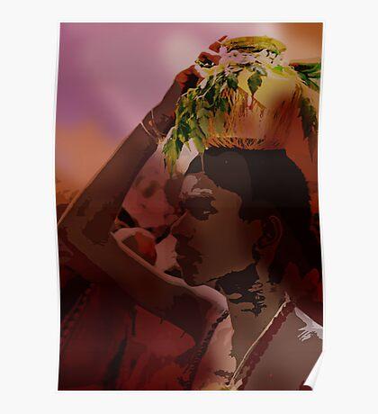 Auspicious offerings~ Poster