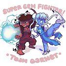 Super Gem Fighter! Team Garnet by asieybarbie