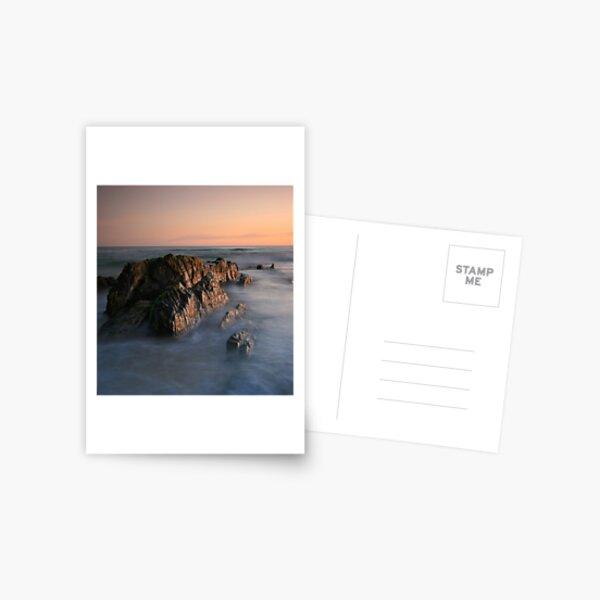 Rocks of the Croajingolong Postcard