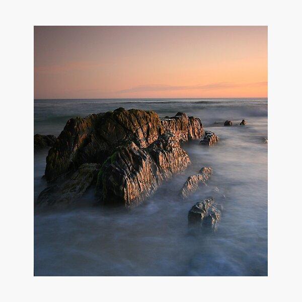 Rocks of the Croajingolong Photographic Print