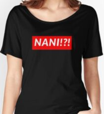 Nina superme  Women's Relaxed Fit T-Shirt