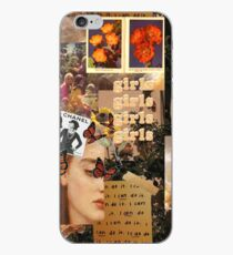 """Girls"" Art Collage Style iPhone Case"