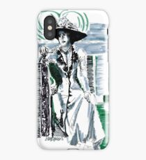 Lady Grantham iPhone Case