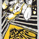 The Luchador el Tesoro by RocketDachshund