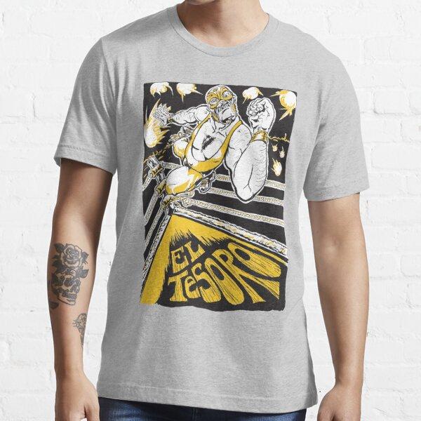 The Luchador el Tesoro Essential T-Shirt