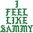 I Feel Like Sammy by Marissa  Siegel