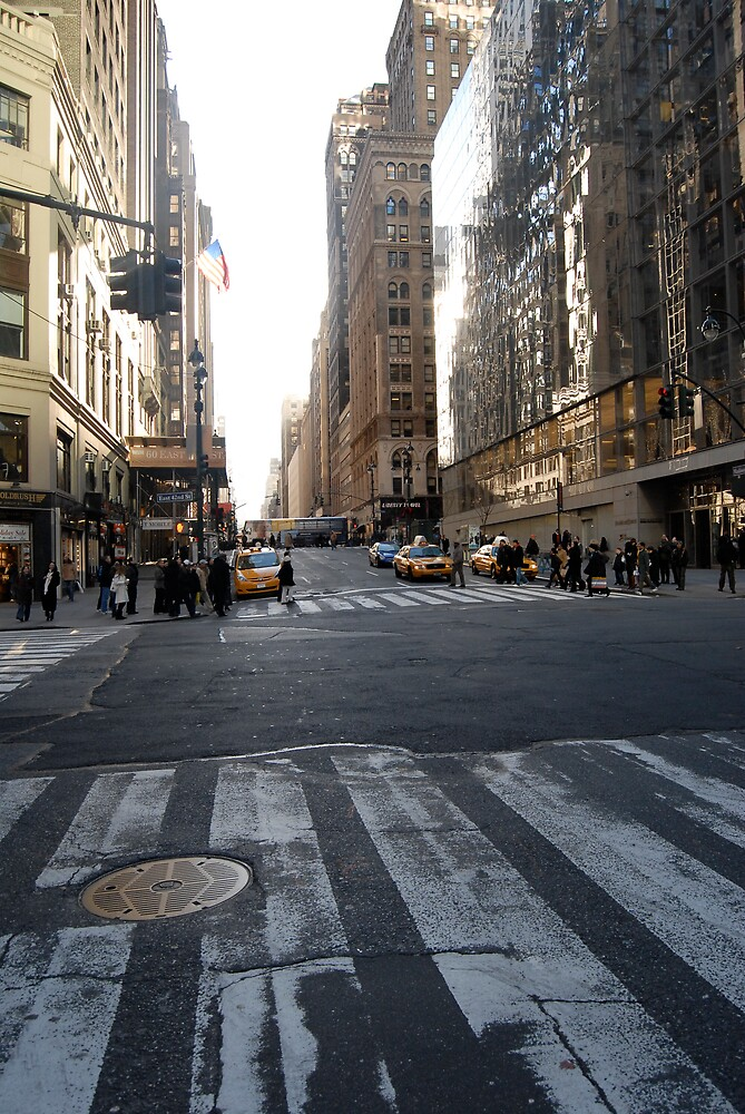 Madison Ave. by Daimion John Peppers