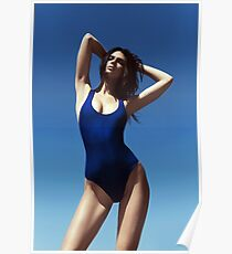 Kendall Blue. Poster