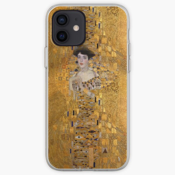 Klimt -  Woman in Gold - The Kiss iPhone Soft Case