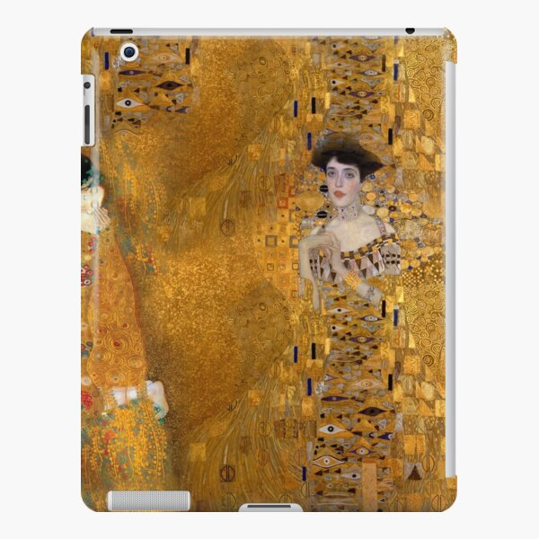Klimt -  Woman in Gold - The Kiss iPad Snap Case