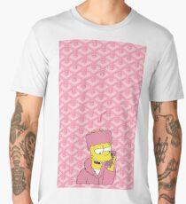 funny cartoon Men's Premium T-Shirt
