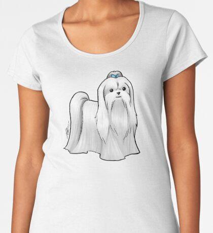 Maltese - Show Cut Women's Premium T-Shirt