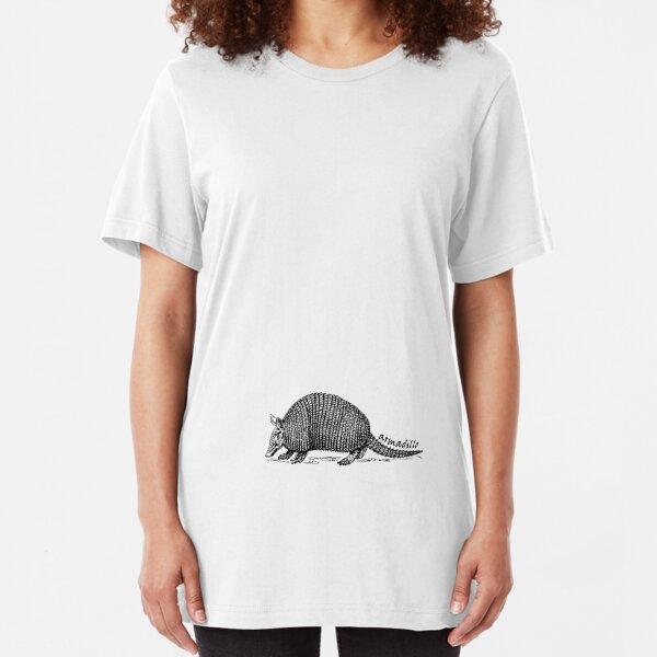 Armadillo  Slim Fit T-Shirt