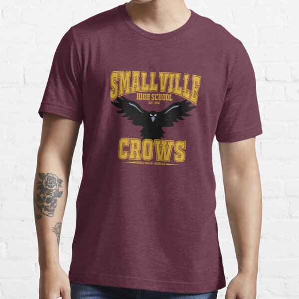 Smallville High: Home of the Crows Essential T-Shirt