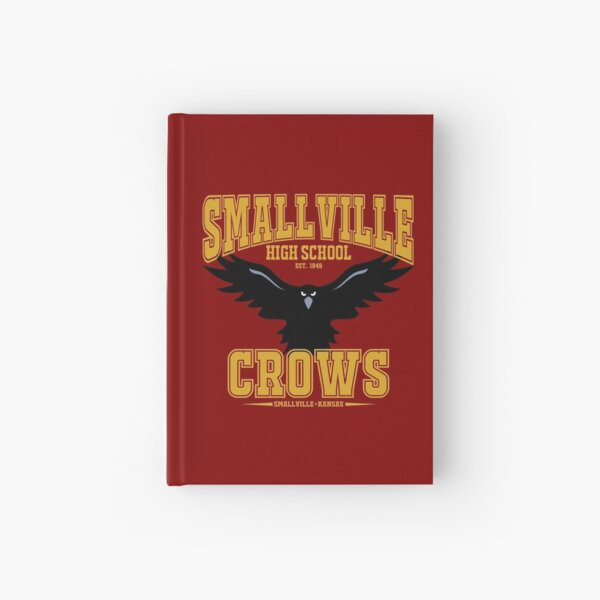 Smallville High: Home of the Crows Hardcover Journal