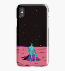 Dr. Manhattan iPhone Case/Skin
