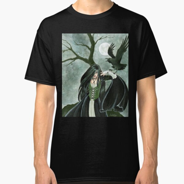 Raven Witch Classic T-Shirt