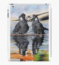 Black Cockatoo Bliss iPad Case/Skin