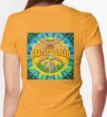 Grateful Dea Veneta Oregon Sunshine Daydream Women's Fitted T-Shirt