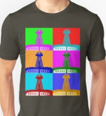 Funky Tesla Tower  Unisex T-Shirt