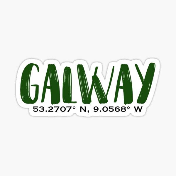 Galway Pegatina