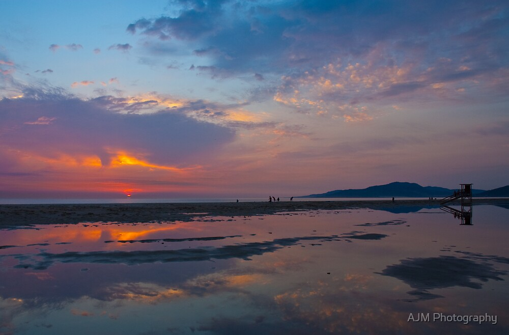 Remains of the Day by AJM Photography