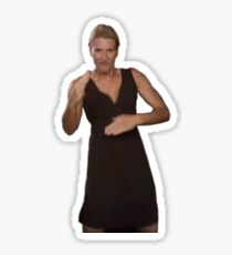 Free Style Dancing Teacher Vine Sticker