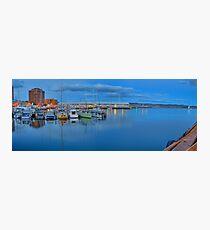 Hobart  Photographic Print
