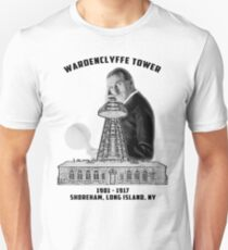 Tesla Tower Unisex T-Shirt