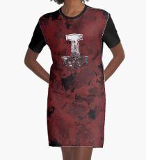 Mjölnir (Thor) Graphic T-Shirt Dress
