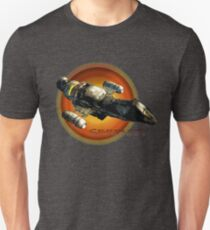 Firefly - Serenity Spaceship Unisex T-Shirt