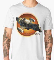 Firefly - Serenity Spaceship Men's Premium T-Shirt