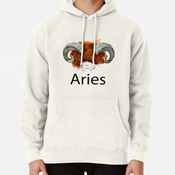 Aries Pullover Hoodie
