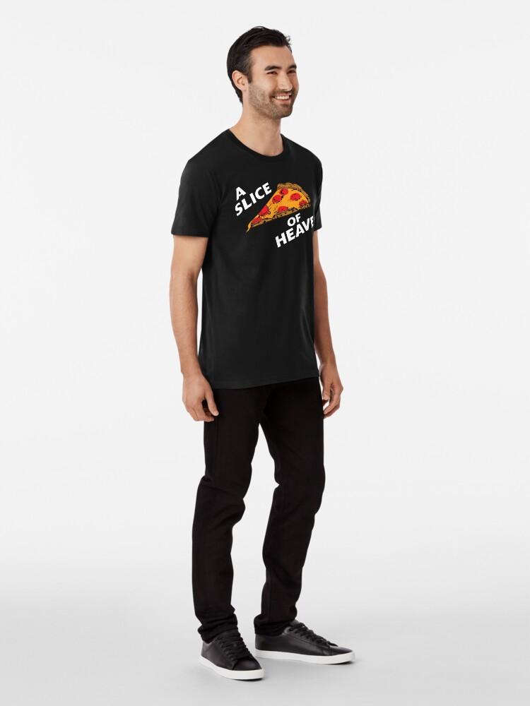 Alternate view of Mystic Pizza - A Slice of Heaven Premium T-Shirt