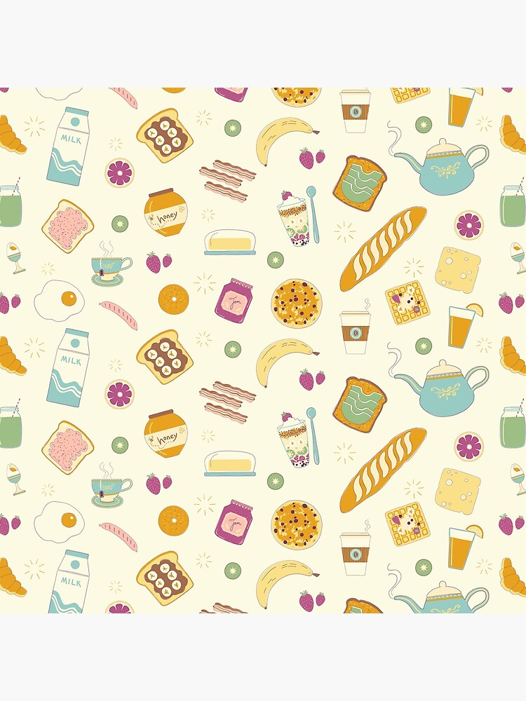 Who else loves breakfast? by mauprada