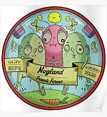 Nogland - Patch Poster