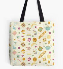Who else loves breakfast? Tote Bag
